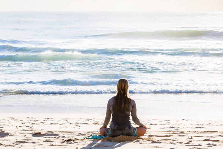 Mariella Di Fano - Meditazione del Palloncino